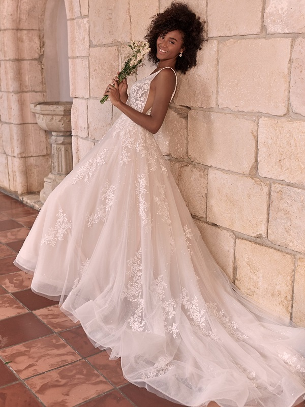 Leticia Lynette by Maggie Sottero