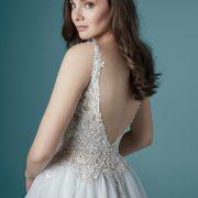 TAYLOR -maggie sottero-beaded wedding dress